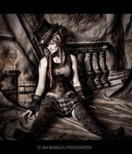 Steampunk by LoreleiDark