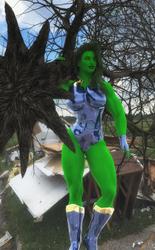 She-Hulk: Hope For Houston