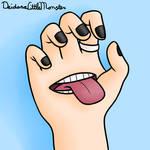 Deidara's Hand