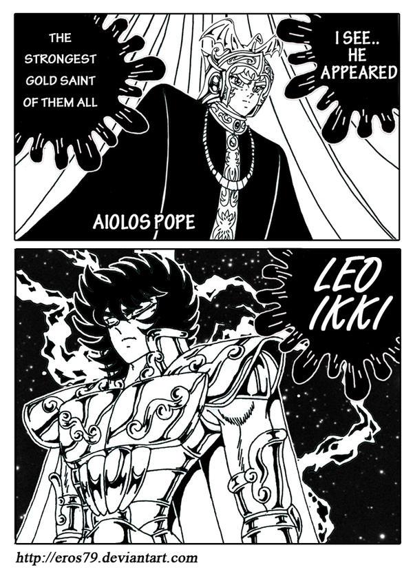 manga saint seiya