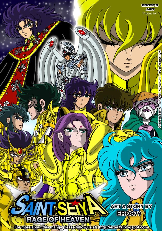 Saint Seiya - Rage of Heaven by Eros79