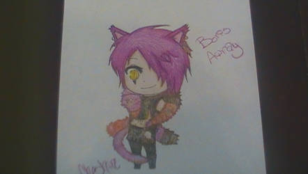 Boris Airay chibi