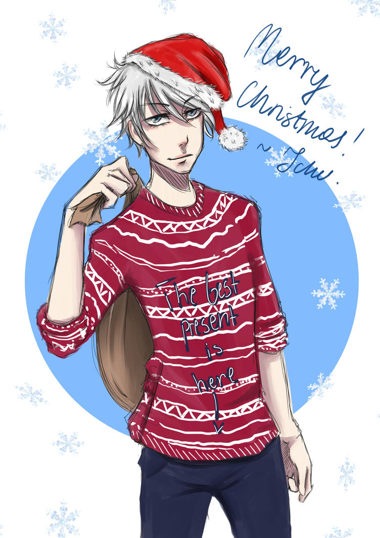 Merry xmas in 2014~ by Ichuuu