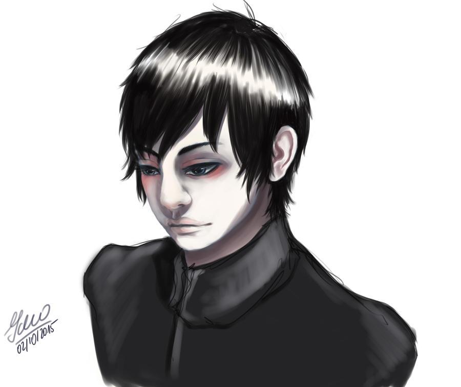 Sai- Naruto Shippuuden. My version by Ichuuu