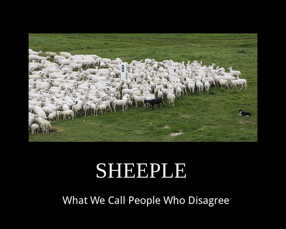 Sheeple 01 by baruch60610