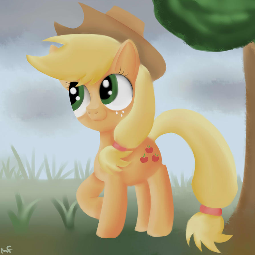 Applejack by 13light