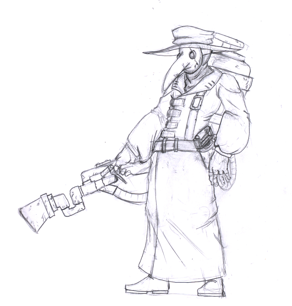 plague doctor by mr hades on deviantart