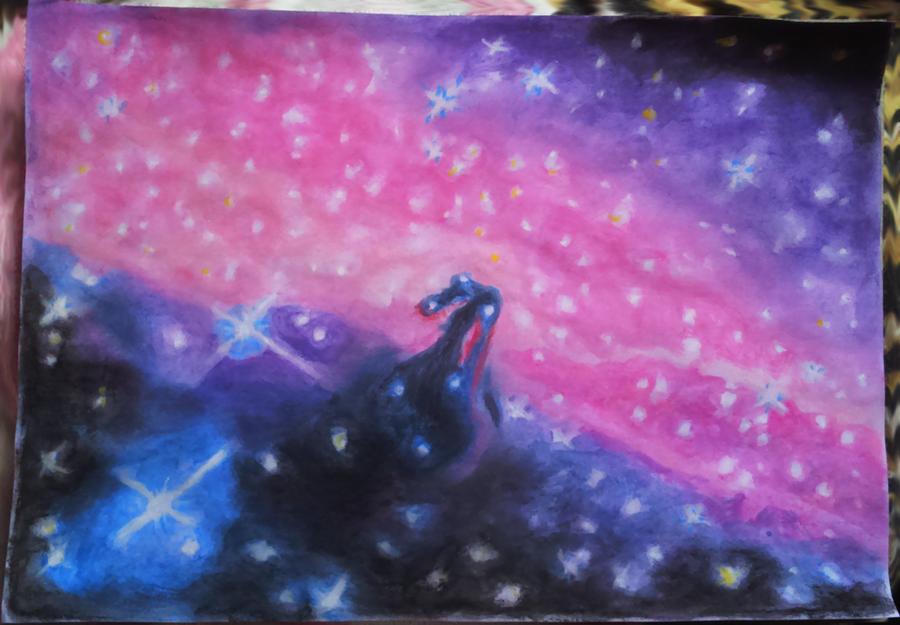 Horsehead Nebula by ZoeLara