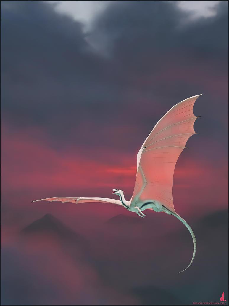 Burning Skies by dschunai