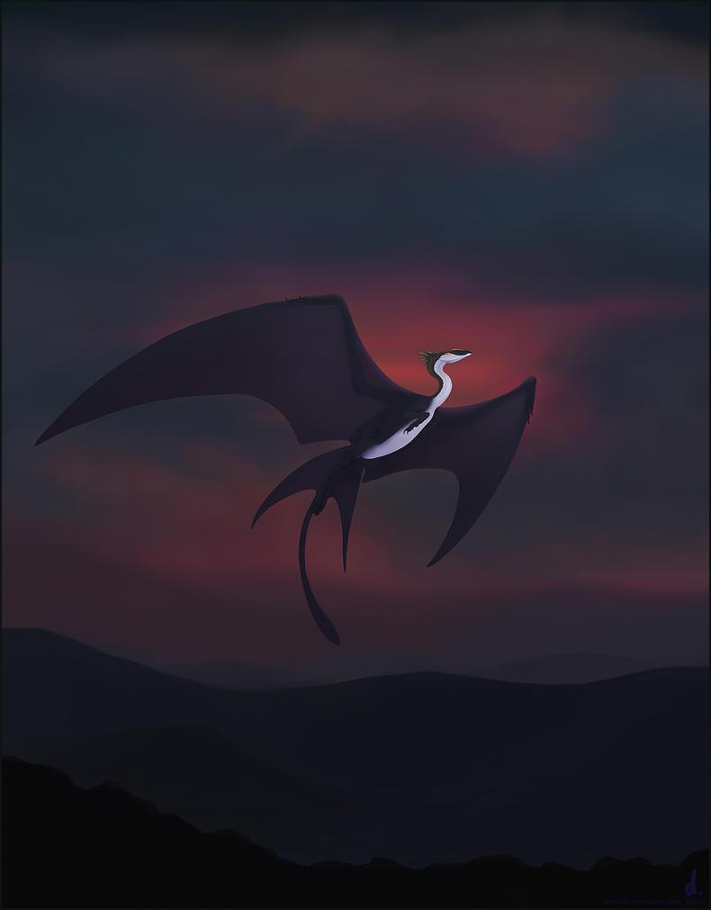 Glorious Dawn by dschunai