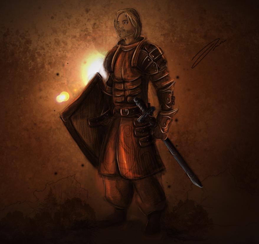 knight Concept Fantasy by Buddy112 on DeviantArt