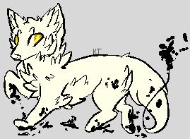 Ink Fox by kikkien