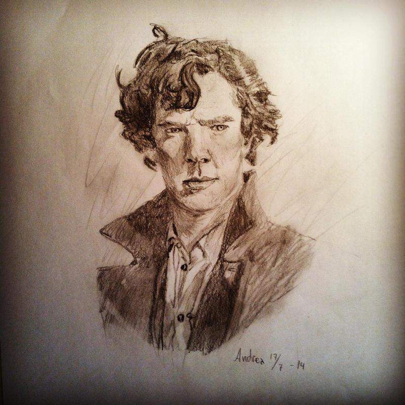 Sherlock by Daraxe