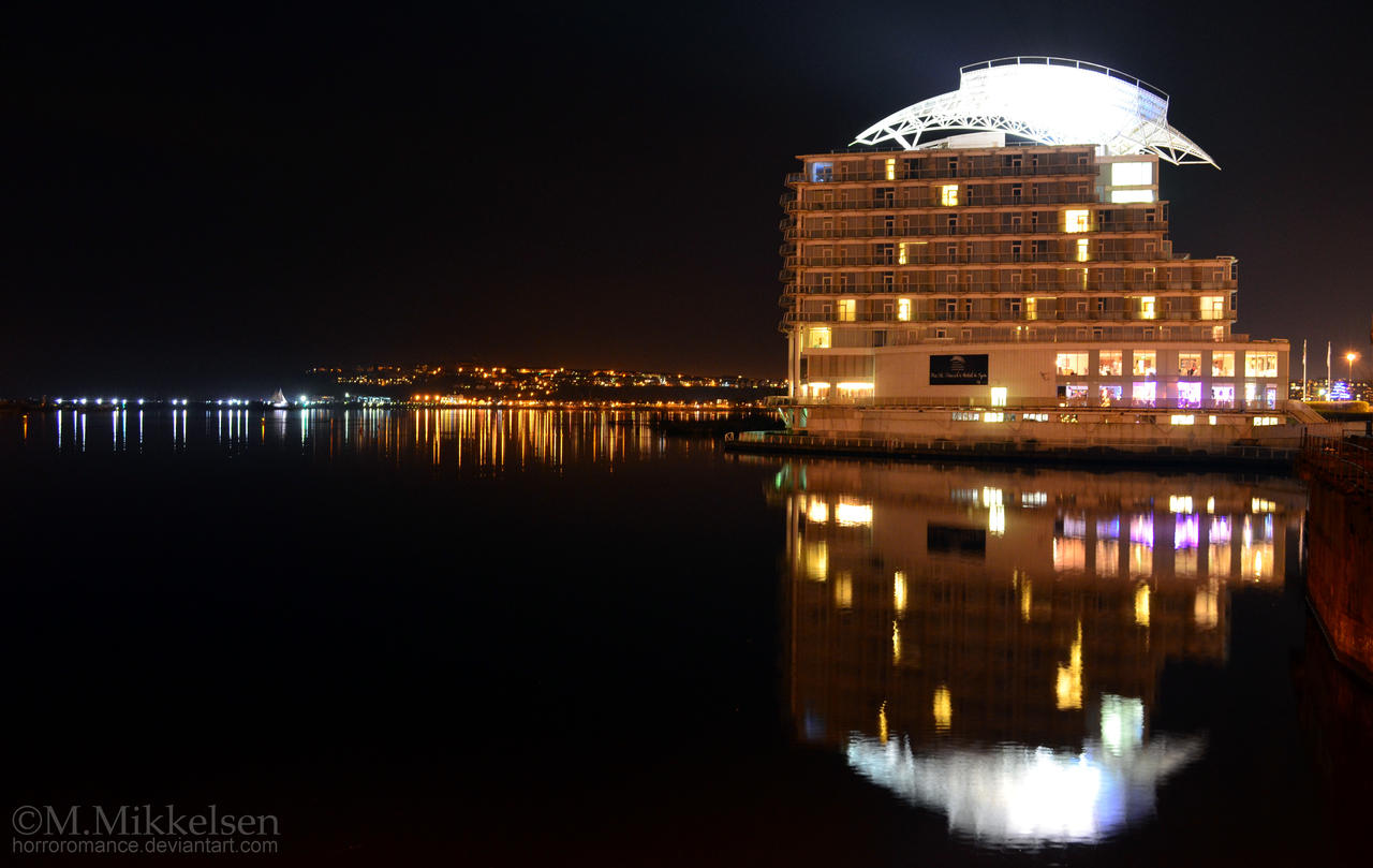 Cardiff Bay by Horroromance