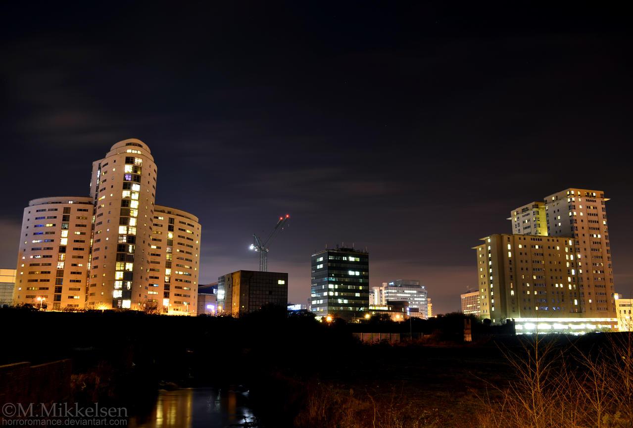 Skyline by Horroromance