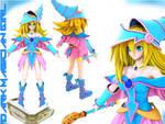Jump Force - Dark Magician Girl [3D Model DL]