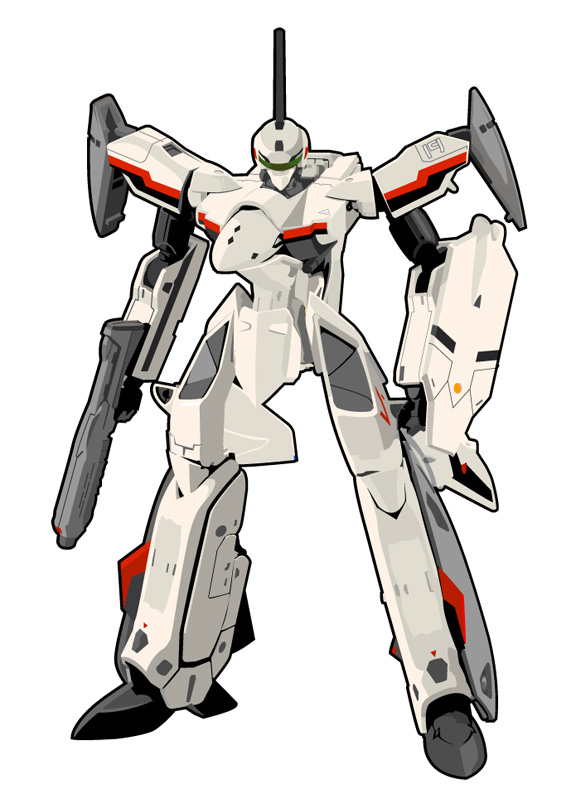 YF-19 Battroid by witchking08
