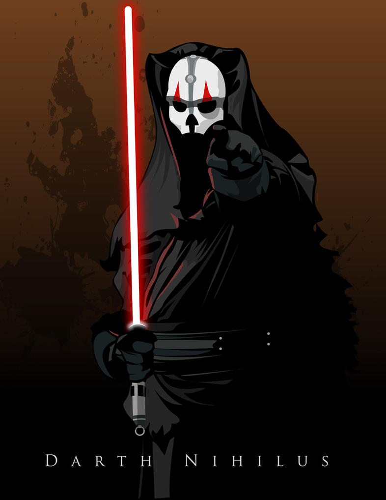 Darth Nihilus by witchking08
