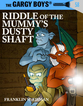 Riddle of the Mummy's Dusty Shaft