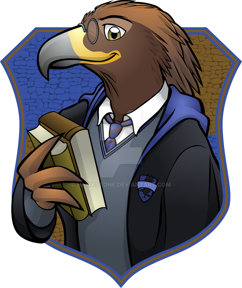 Hogwarts Housefurs: Ravenclaw (Book Version) by Hawkstone