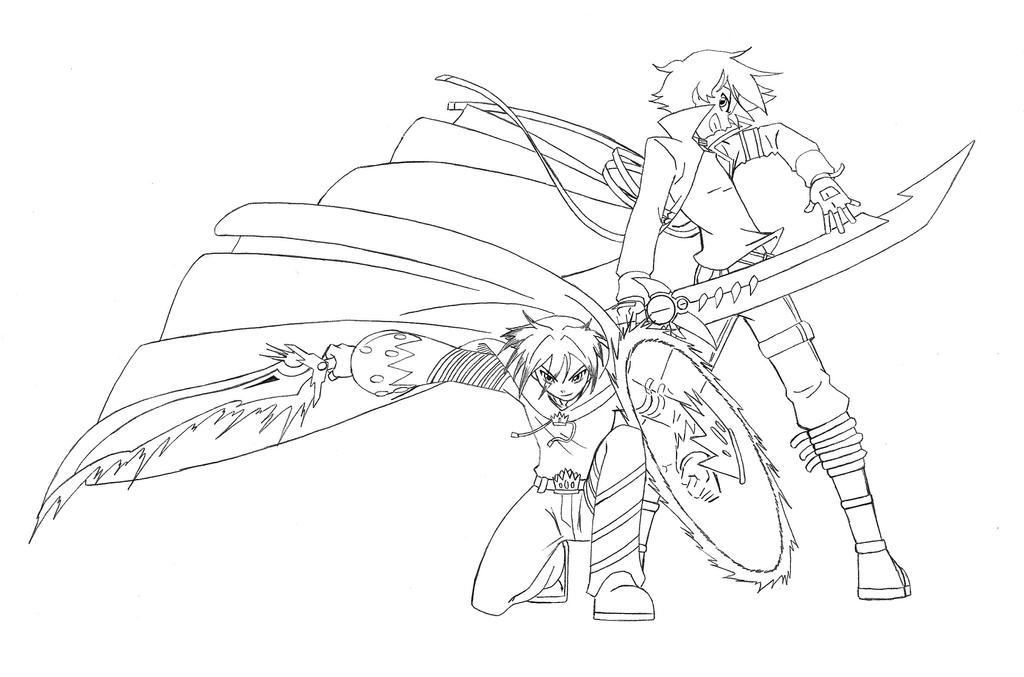 Strike A Pose By Senji Comics On Deviantart