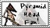 Pyramid Head Stamp by Busiris