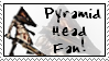 Pyramid Head Stamp by Busiris