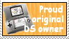 Original DS Owner Stamp by Busiris