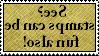 Fun Stamp by Busiris