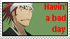 Bad Day Renji Stamp by Busiris