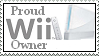 Wii Owner Stamp by Busiris