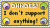 OHNOES Stamp by Busiris