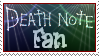 Death Note Stamp by Busiris