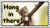 Kitty Stamp 2 by Busiris