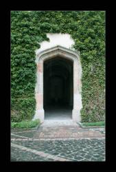 Gate to ... to where? by Ketmara
