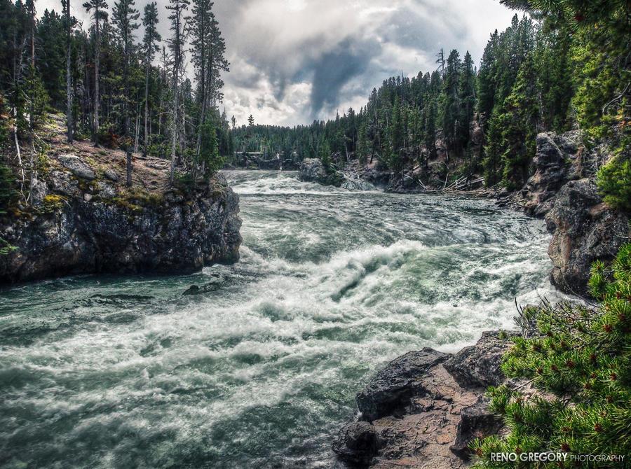 The Rapids by CryptikFox