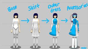 futuristic costume design