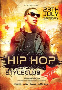 Hip-hop-star