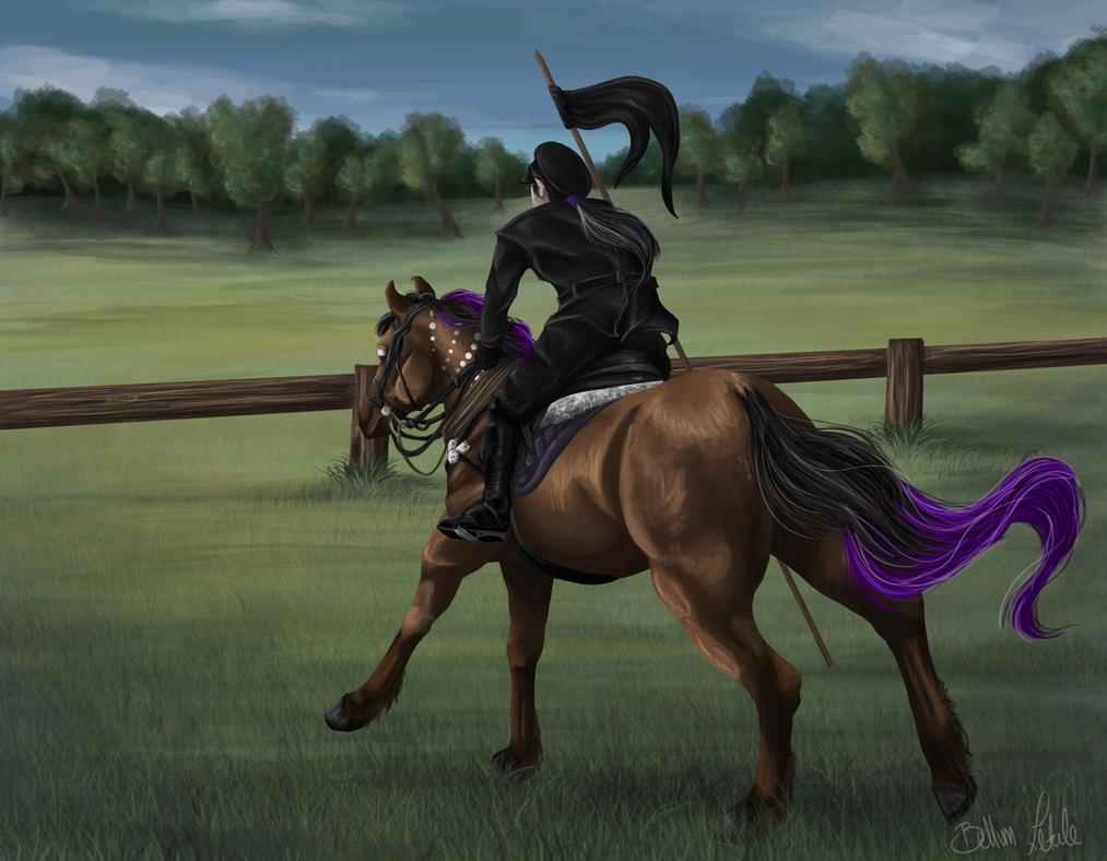 The Race of Kings by Bellum-Letale
