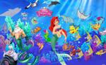 The little mermaid poaster