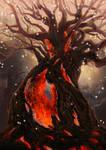 Yggdrasil Burning