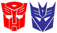 Bot and Con logo by Cybertronian-RP