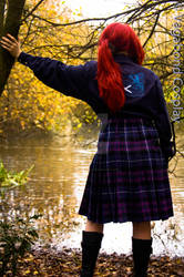Looking out over the Loch's by Irishnightshade
