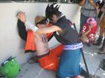 AX 09: SasuNaru pinned down
