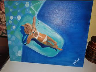 Bikini girl by Scrubs3