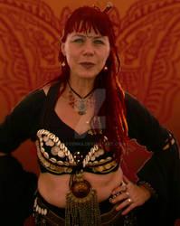 Godess of Sun Sirona