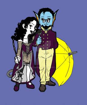 Steampunk Wedding .:WIP:.