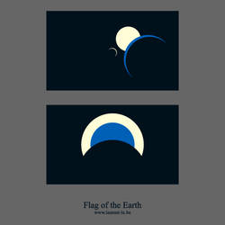 Flag of the Earth