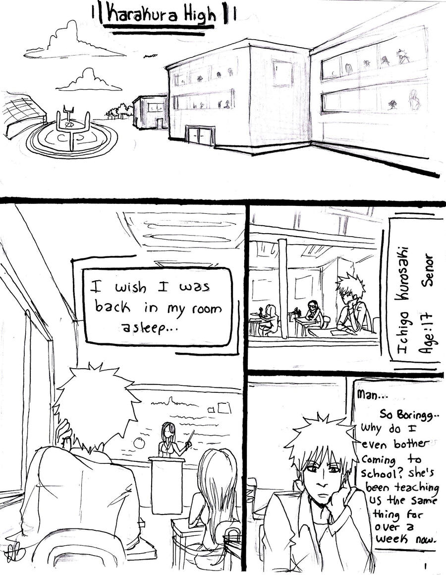 GrimmIchi : HS Doujin pg. 1 by minsra