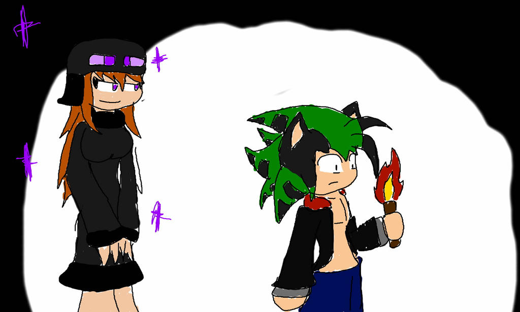 minecraft mob talker cinos by chillywilly on deviantart